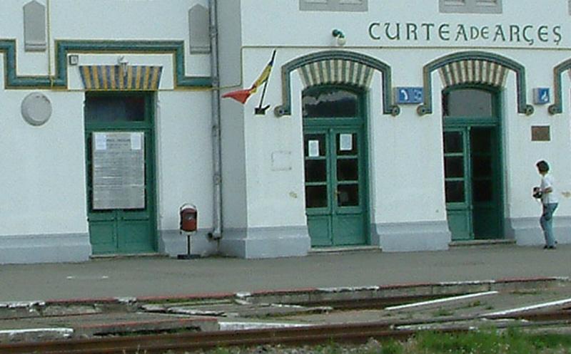 gara Curea de Arges | 2004