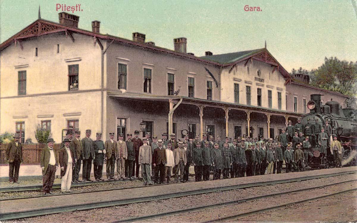 gara Pitesti | 1912