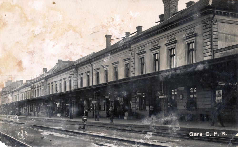 gara Brasov | perioada interbelica
