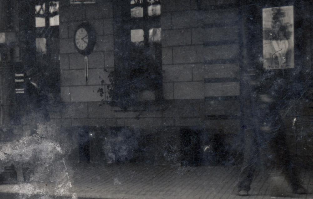 gara Brasov | perioada interbelica | ceas Paul Garnier