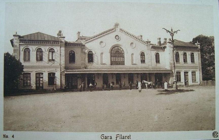 Gara Filaret | 1915