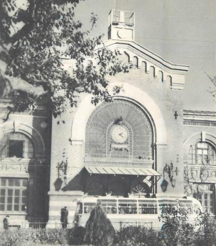ceas gara Ramnicu Sarat | 1964