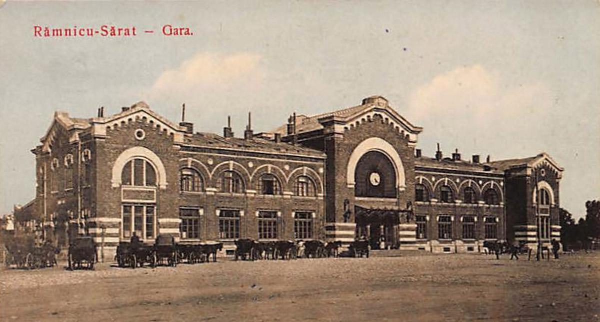 gara Ramnicu Sarat | 1913