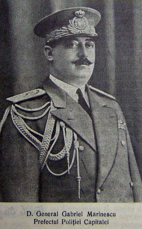 generalul Gabriel Marinescu | 1937 (foto credit: Florin Sinca)