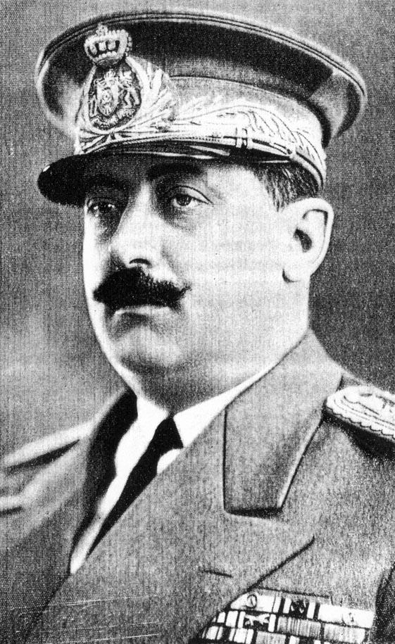 generalul Gabriel Marinescu (foto credit: Florin Sinca)