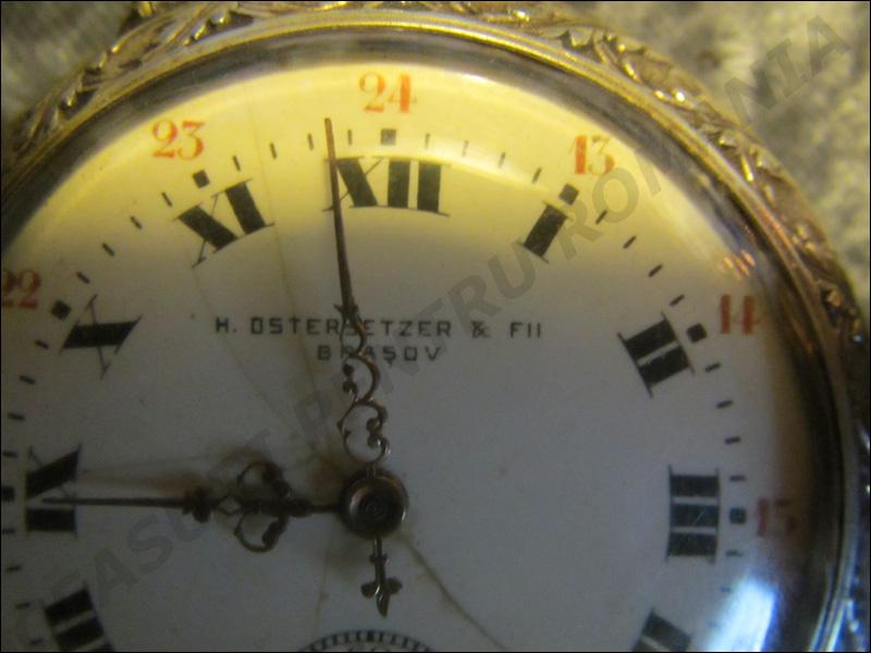 ceas de buzunar - Ostersetzer & Fii (vanzare Germania)