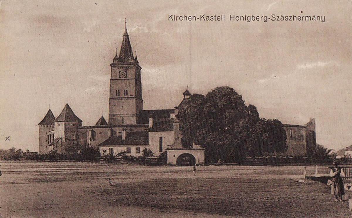 Harman | biserica fortificata