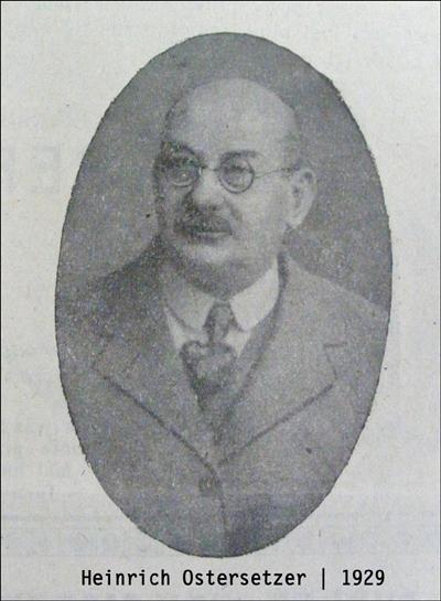 Heinrich Ostersetzer | 1929