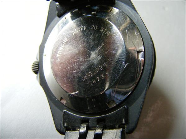Heuer quartz | ref. 980.026