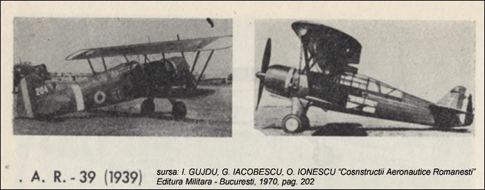 [18] IAR-39 (1938-1941)