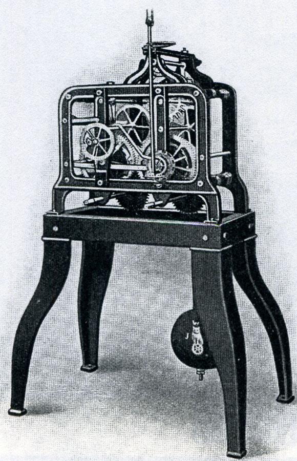 J. F. Weule | catalog cca. 1925 | [Fig. 1 Nr. 1-5]