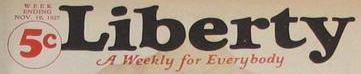 logo Liberty | 1927