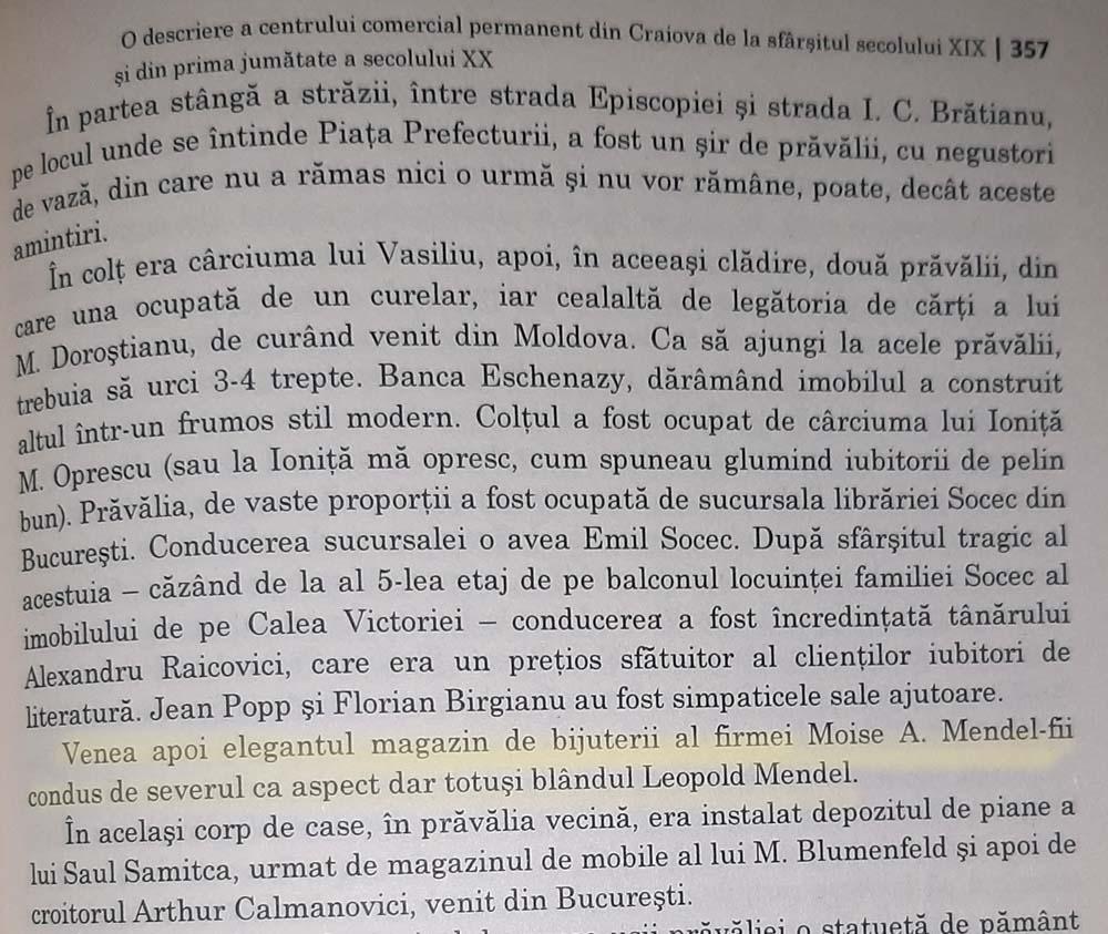 "Jean Porubsky - ""Craiova de altadata - Targul/Negustorii"" | Arhivele Nationale - Dolj (cf. prof. dr. Dorin Ciubotea)"