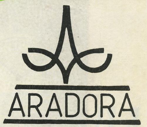 logo Aradora | Victroria Arad