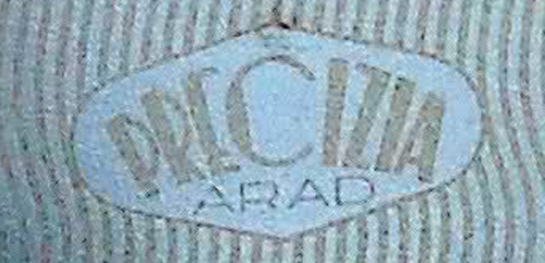 logo Precizia Arad | anii '950