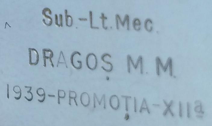 Longines promotia 1939 cal. 25.17 | M. M. Dragos