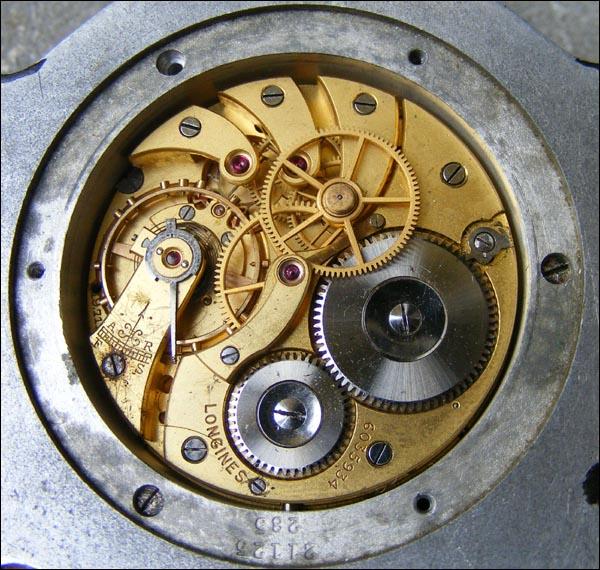 Longines aeronava 19.71 | mecanism