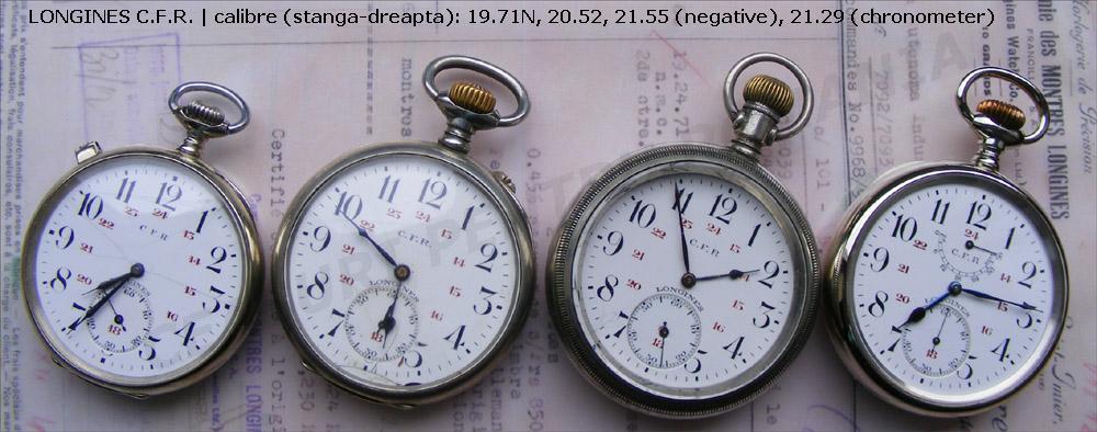 ceasuri Longines CFR