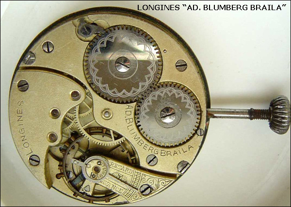 "Longines ""Blumberg"" 