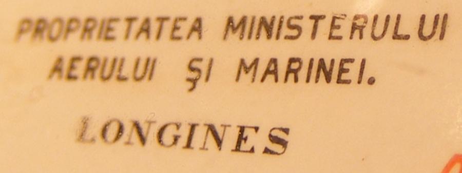 Cronometru Longines | Proprietatea M.A.M. | ref. 4061 | Leonidas 18'''