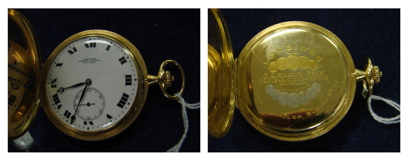 ceas Longines | Regele Ferdinand I al Romaniei