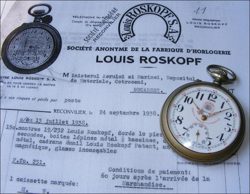 Louis Roskopf | ceas panda