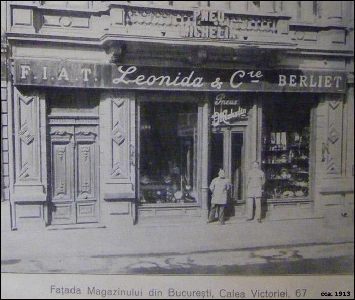 magazin Leonida | Calea Victoriei