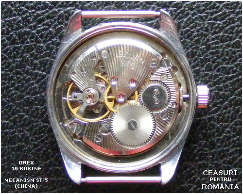OREX 19 jewels | man | movement ST-5 (China)