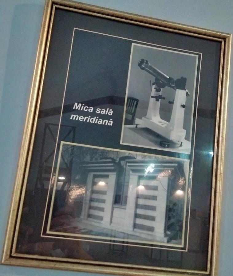Mica Sala Meridiana | Institutul Astronomic al Academiei Romane | anii 1990