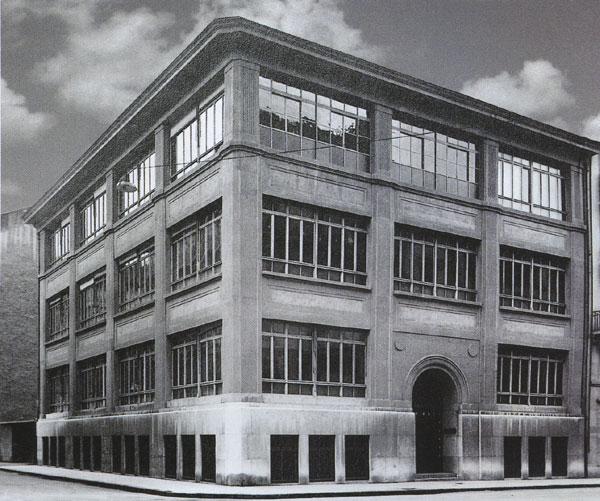 cladirea muzeului anii '920