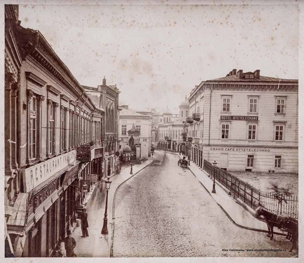 Franz Duschek | foto Calea Victoriei (1874)