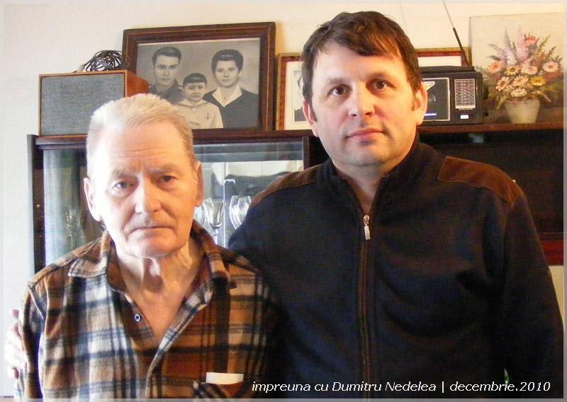 Dumitru Nedelea | decembrie.2010