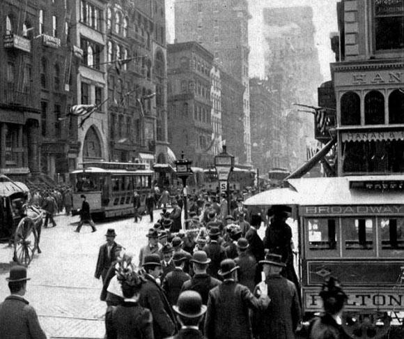 New York - 1890