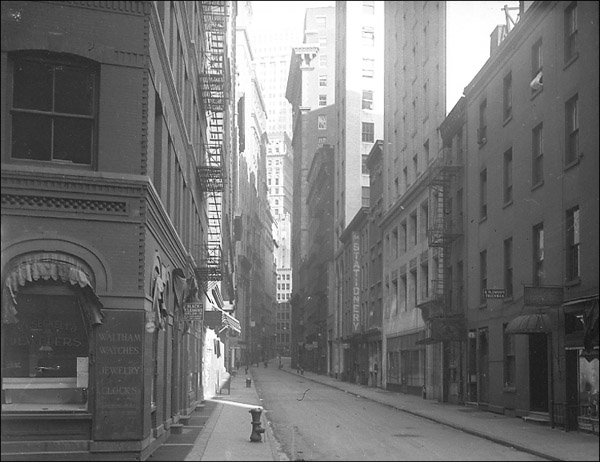 New York - 1915