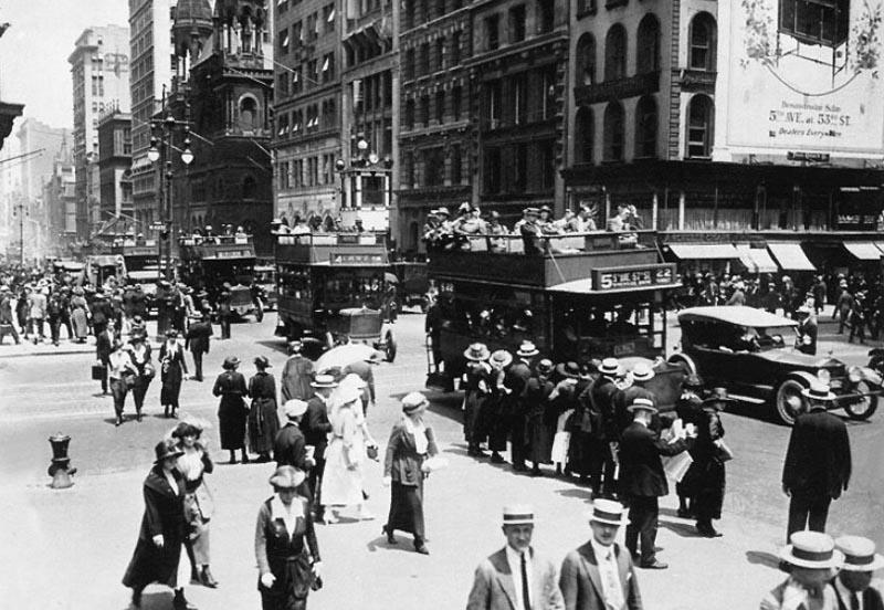 New York - 1920