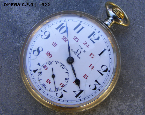 Omega CFR | 1922