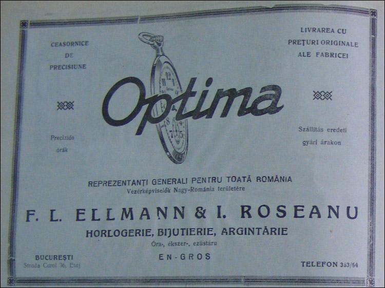 ad Optima | 1930