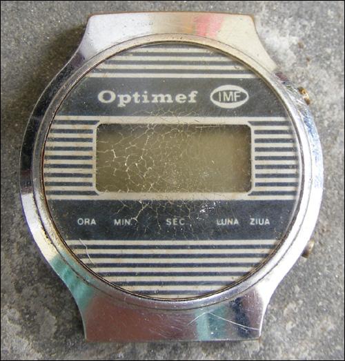 Optimef | serial - 12718|1981