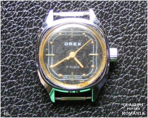 orex dama 17 rubine | 2