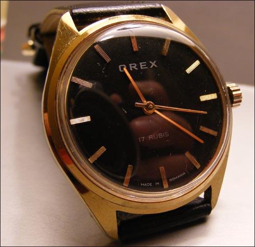 OREX - 17 jewels