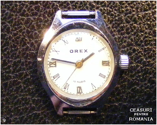 orex dama 19 rubine | 2