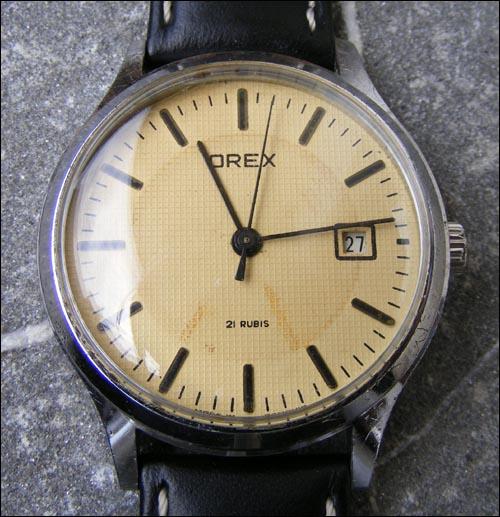 OREX - 21 jewels