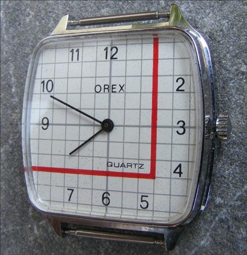 OREX - quartz