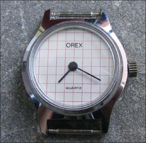 OREX lady - quartz