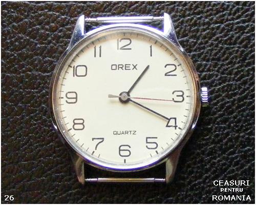 orex quartz | 2