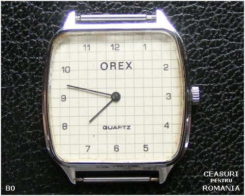 orex quartz | 25