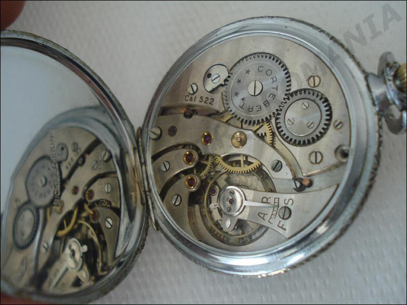 ceas de buzunar - Ostersetzer & Fii (Cortebert cal. 522) imagine prin amabilitatea - Ion Florea