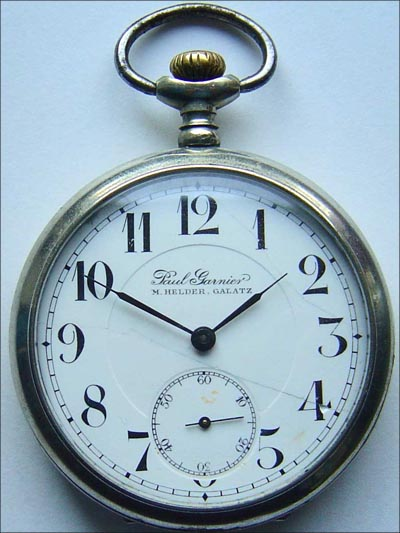 ceas Paul Garnier | 1913