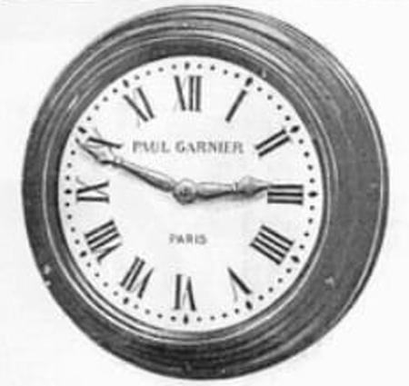 Paul Garnier | cadran ref. 5035 6040 6850