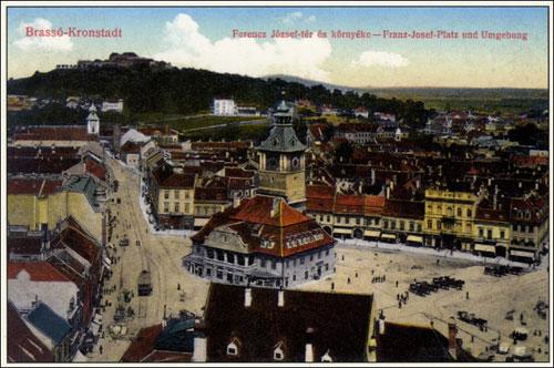 Piata Sfatului | 1915